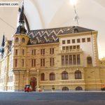 Rathaus Wiesbaden von Nordosten